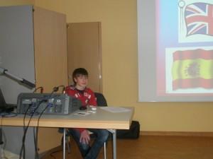 DBIS-Klassenelternabend Januar 2012