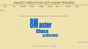 DBIS-Klassenwebsite 8M